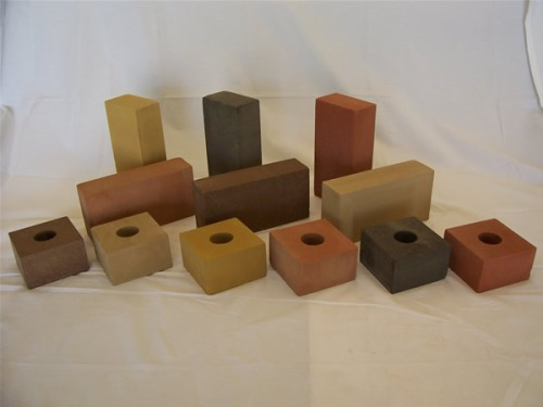 "Ecologic Tech ""Greenest Brick"" made with 100% fly ash"