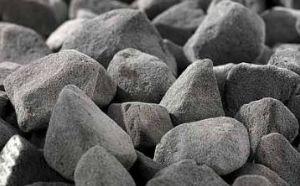 Foam glass gravel