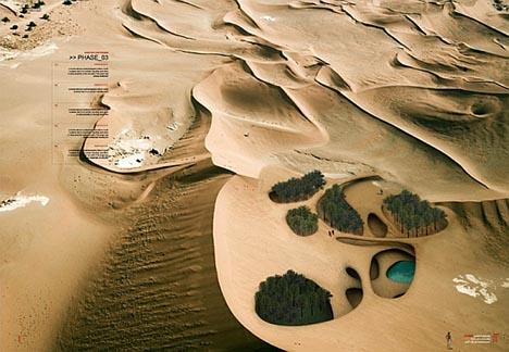 Magnus Larsson dune architecture
